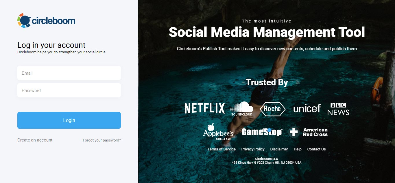 Circleboom Publish is a LinkedIn post scheduler that helps to schedule LinkedIn posts for multiple LinkedIn accounts.